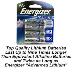 Enthusiastic Energizer Max D Alkaline Batteries 4-count Pack Of 2 Household Supplies & Cleaning
