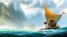 Drowned World: Primer póster oficial de 'Moana'
