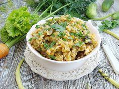 Wanilia i Kardamon: Jarskie kaszotto z warzywami