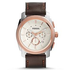 Buy Fossil FS5040  Brown Chronograph Watch by E TRADERS RETAIL, on Paytm, Price: Rs.11295?utm_medium=pintrest
