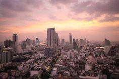 A little break in Bangkok