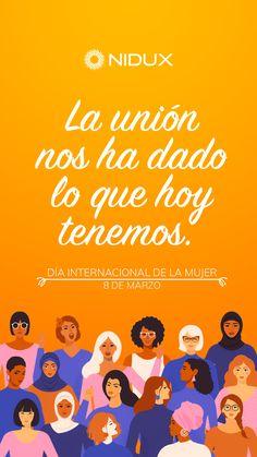 ¨Los Días Internacionales nos dan la oportunidad de sensibilizar al público en general sobre temas de gran interés¨ - Naciones Unidas.   Hoy recordamos la lucha continua que han tenido las mujeres del mundo para obtener sus derechos. ✊   Te dejamos la cronología creada por #UNwomen para que conozcás más de la historia del #DíaDeLaMujer    #8M #8deMarzo #Woman #HeForShe  #NIDUX #eCommerce #DigitalMarketing #LikeAGirl World, Movie Posters, Blog, Life, Decor, United Nations, International Day Of, Opportunity, Wrestling