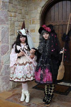 Resultado de imagen para witch lolita