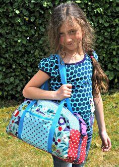 Ebook Taschenspieler König - Ein Beispiel von Seele und Faden One Bag, Vera Bradley Backpack, Sewing Hacks, Backpacks, Pattern, Bags, Fashion, Medium Sized Bags, Small Bags