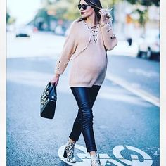 The mumtobe #navygraceblog rocks our Faux Leather #Maternity Leggings! Have you got yours yet? maternity clothes | maternity style | pregnancy fashion |  maternity fashion first trimester | pregnancy style chic | pregnant | mom to be | bump style | BabyBump | ExpectingMom | Fashion | Bump | Pregnancy | Seraphine | Fashion Mom | Maternity | Style | Mom | MomToBe | PregnantWomen | Pregnancy Fashion |Nursing | Nursing Style | Style the bump |Preggo Style | Bump Envy | The Fashion Bump | Mum To…
