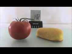 ▶ Tomato Vs. Twinkie Time Lapse - YouTube