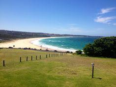Short point beach, Merimbula, NSW, Australia