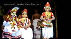 The maestros of the Sanskrit theatre in action
