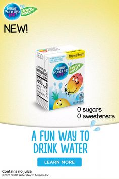 Discover new Nestlé Pure Life Fruity Water. A fun way to drink water with 0 sugar and 0 sweeteners. Healthy Foods To Eat, Healthy Tips, Healthy Choices, Healthy Recipes, Home Health Remedies, Herbal Remedies, Health And Fitness Articles, Herbal Medicine, Menopause