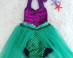 Meerjungfrau Schatz Dekollete Mermaid von EverAfterFairytales