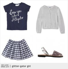 Girls Looks for Spring includes Dagmar Daley and C de C