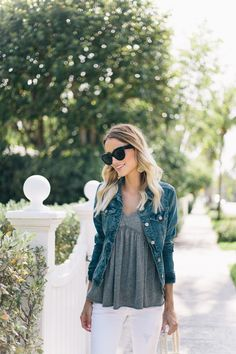 Straight Up Motherhood | Little Blonde Book A Fashion Blog by Taylor Morgan