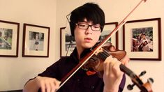 Lil Wayne - How to Love - Jun Sung Ahn Violin Cover (+playlist)