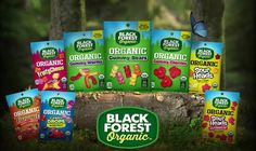 Love, Mrs. Mommy: Black Forest Organic Candy Couldn't Taste Any More...