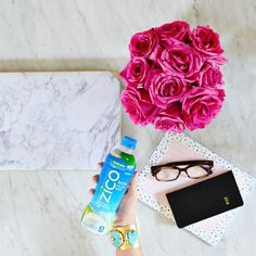 When you follow your heart, it leads you to where you're meant to be — like the perfect home office with ZICO Natural 100% coconut water. Living proof = 9-5er gal turned full time blogger (+ our pal) @kateymcfarlan. #InsideIsEverything