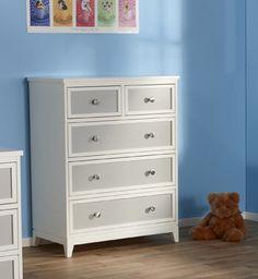 The Treviso 5 Drawer Dresser