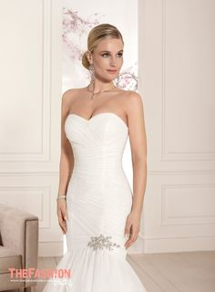 This is one of the most common wedding dress neckline because of its stylish simplicity – it is a with a high back and a low-cut front with two curved edges resembling the conventionalized shape of…