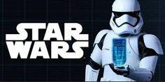 Resultado de imagen de etiquetas de star wars para imprimir gratis