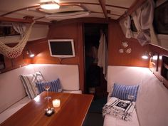 Sailing blog | S/Y Dolphin Dance | a Finnish Hallberg-Rassy 29 sailing in the Northern Europe: Boat