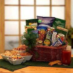 Heart Healthy Gourmet Gift Basket -- Details can be found by clicking on the image.
