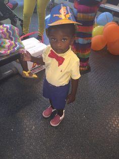 Birthday Boy Damian
