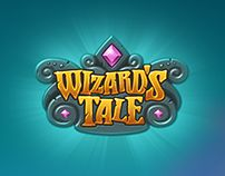 Wizard's Tale game GUI