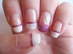Tanya Minxy: French With A Twist Nails