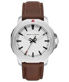 5a2bfe2d257 Armani Exchange Quartz AX1903 Mens Watch