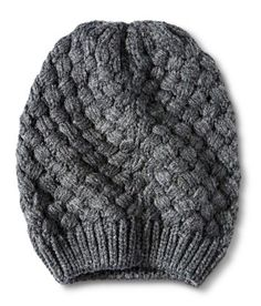 Gorgeous knitted hat