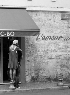L'amour #french