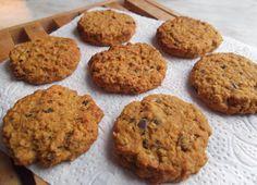Reformnasik: Zabpelyhes sütőtökös keksz Cookies, Desserts, Food, Crack Crackers, Tailgate Desserts, Deserts, Biscuits, Essen, Postres