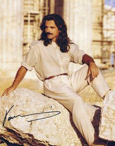 Yanni - I started playing violin because of this man