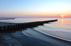 Sommerabend am Strand von Ahrenshoop / Fischland (c) M.Sorge