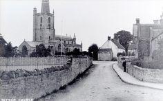 St Mary's Church, Yatton, North Somerset