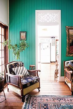 If you're looking to open up your studio, then look no further than these bright hues. Designers share the best paint colors for small spaces.