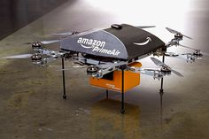 Drone Delivery Services Are a Step Closer to Happening