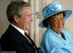Obama's tears at Dorothy Height's funeral in Washington | Mail Online