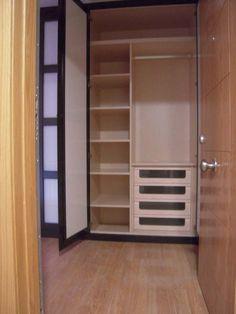 Resultado de imagen de armarios empotrados puertas