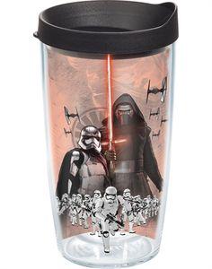 Star Wars™ The Force Awakens First Order Tervis Tumbler | underthecarolinamoon.com