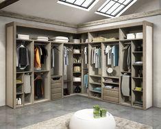 L Shaped Closet System – Closet Decor Closet Design Tool, Walk In Closet Design, Wardrobe Design, Closet Designs, Corner Wardrobe, Bedroom Wardrobe, Wardrobe Closet, Wardrobe Storage, Garage Storage