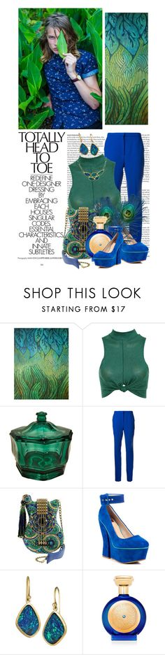 """Totally Head To Toe"" by queenrachietemplateaddict ❤ liked on Polyvore featuring ASOS, Mary Katrantzou, Dolce Vita and Boadicea the Victorious"