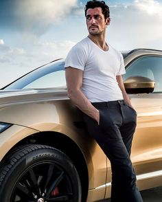 Very luck to have met and photographed @davidgandy_official for #jaguar with the new #FPace. Immensly proud to have a…