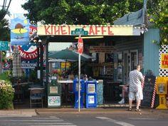 Kihei Caffe, Maui - BEST FRENCH TOAST EVER!