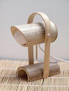 Diy Crafts Hacks, Diy Home Crafts, Bamboo Crafts, Wood Crafts, Bamboo Light, Bamboo Lamps, Wood Kids Toys, Lampe Decoration, Bamboo Basket