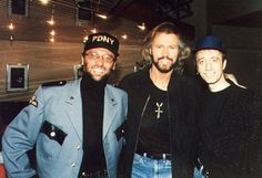 The brothers Gibb