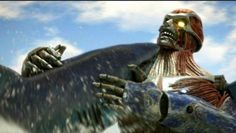 Mega Shark Vs. Kolossus: trailer del nuovo film The Asylum