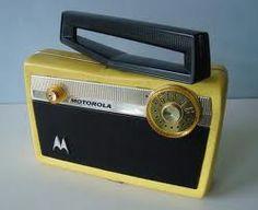 Motorola vintage radio