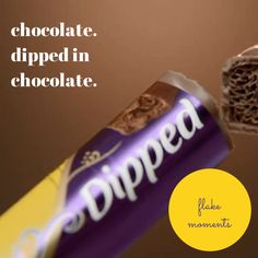 What is Flake Dipped?  ما هي فليك ديبد؟