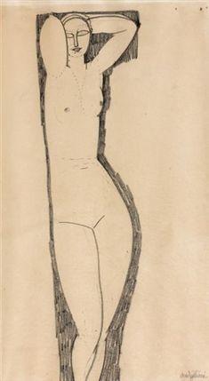 Modigliani  http://www.instagram.com/markjfitzgerald http://markfitzgerald.com.au Good Inspiration  :)