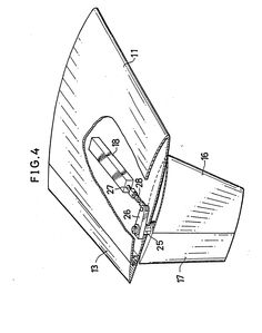 Patent EP0118737A2 - Stabilizing foils for a hydrofoil craft - Google Patents